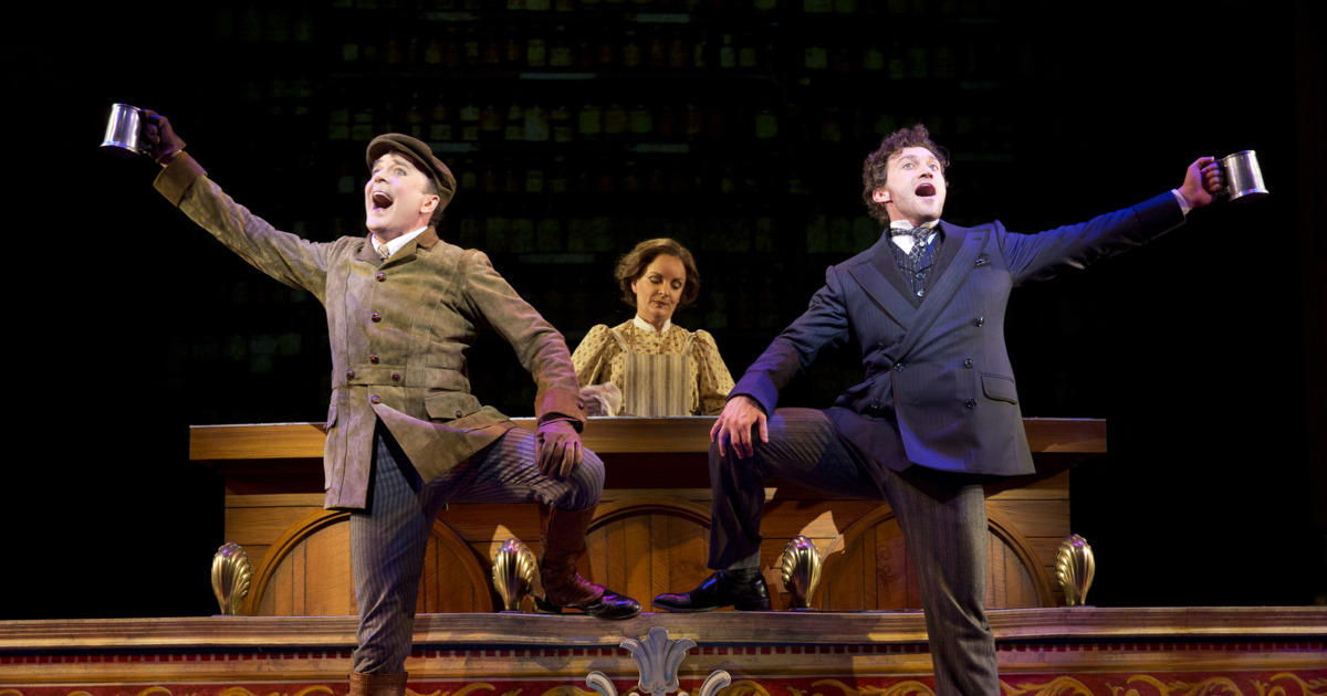 theatre critique Ben brantley, charles isherwood and other new york times critics on the plays and musicals currently open in new york city.