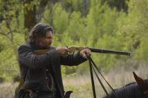 Cullen Bohannon (Anson Mount) - Hell on Wheels _ Season 1, Episode 3 - Photo Credit: Chris Large/AMC