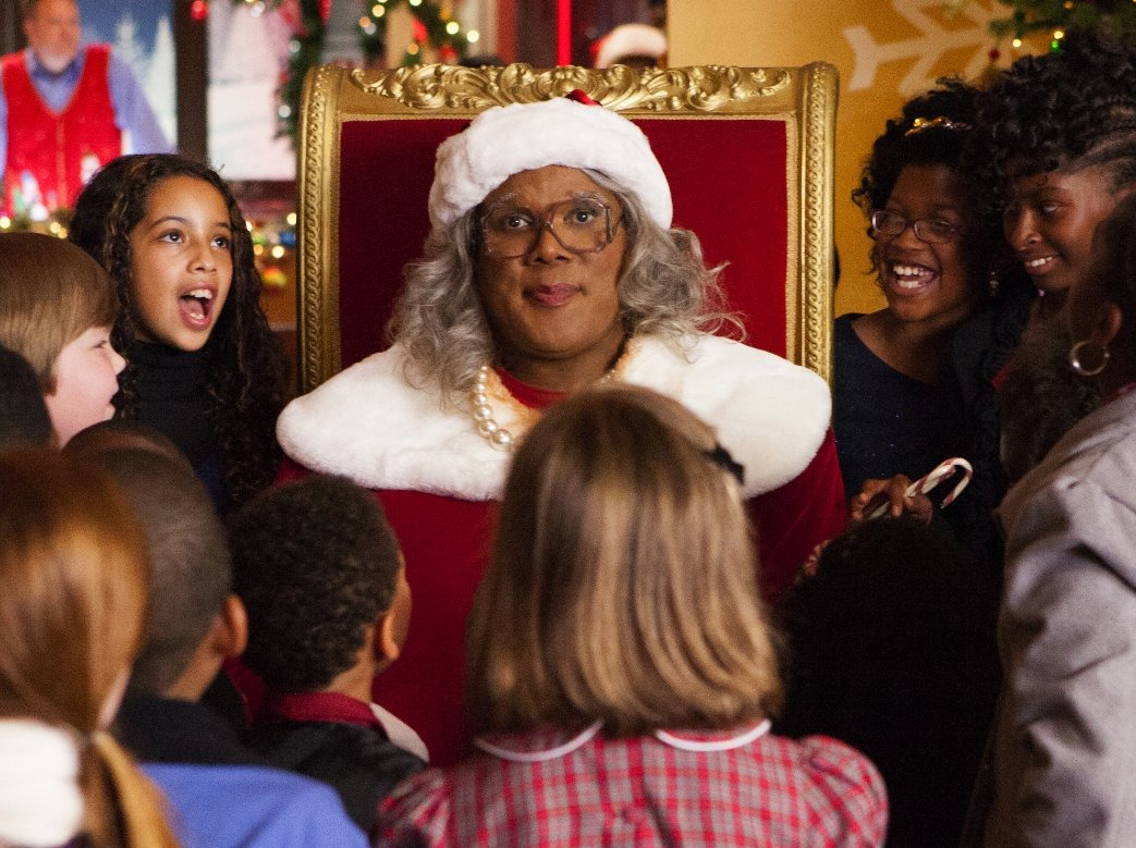 Movie Review: Tyler Perry's A Madea Christmas -- Vulture
