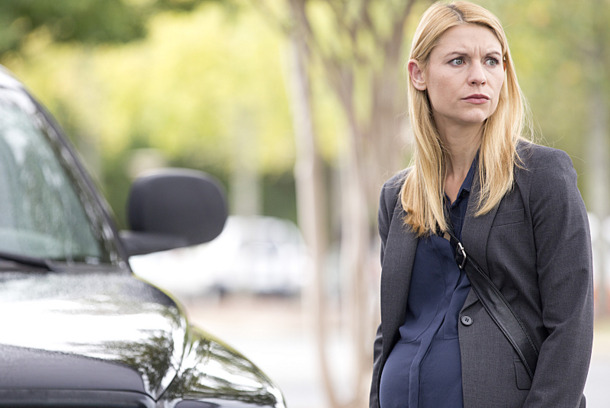 Claire Danes as Carrie Mathison in Homeland (Season 3, Episode 12). - Photo:  Jackson Lee Davis/SHOWTIME - Photo ID:  homeland_312_0322.R