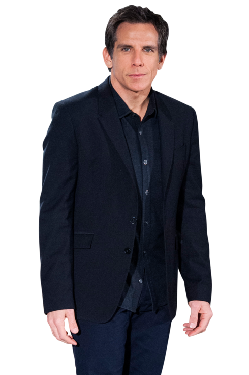 Ben Stiller attends 'The Secret Life of Walter Mitty' Madrid Photocall at Villamagna Hotel on December 16, 2013 in Madrid, Spain.