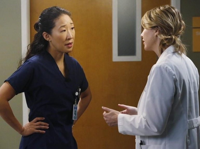 On Loving Meredith And Cristinas Greys Fight Vulture