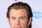HOLLYWOOD, CA - NOVEMBER 04:  Actor Chris Hemsworth arrives at the Los Angeles Premiere 'Thor: The Dark World' on November 4, 2013 at the El Capitan Theatre in Hollywood, California.  (Photo by Barry King/FilmMagic)