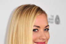 Actress Yvonne Strahovski attends the 2014 G'Day USA Los Angeles Black Tie Gala at JW Marriott Los Angeles at L.A. LIVE on January 11, 2014 in Los Angeles, California.