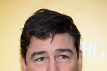 "Kyle Chandler attends the ""The Wolf Of Wall Street"" premiere at the Ziegfeld Theatre on December 17, 2013 in New York City."