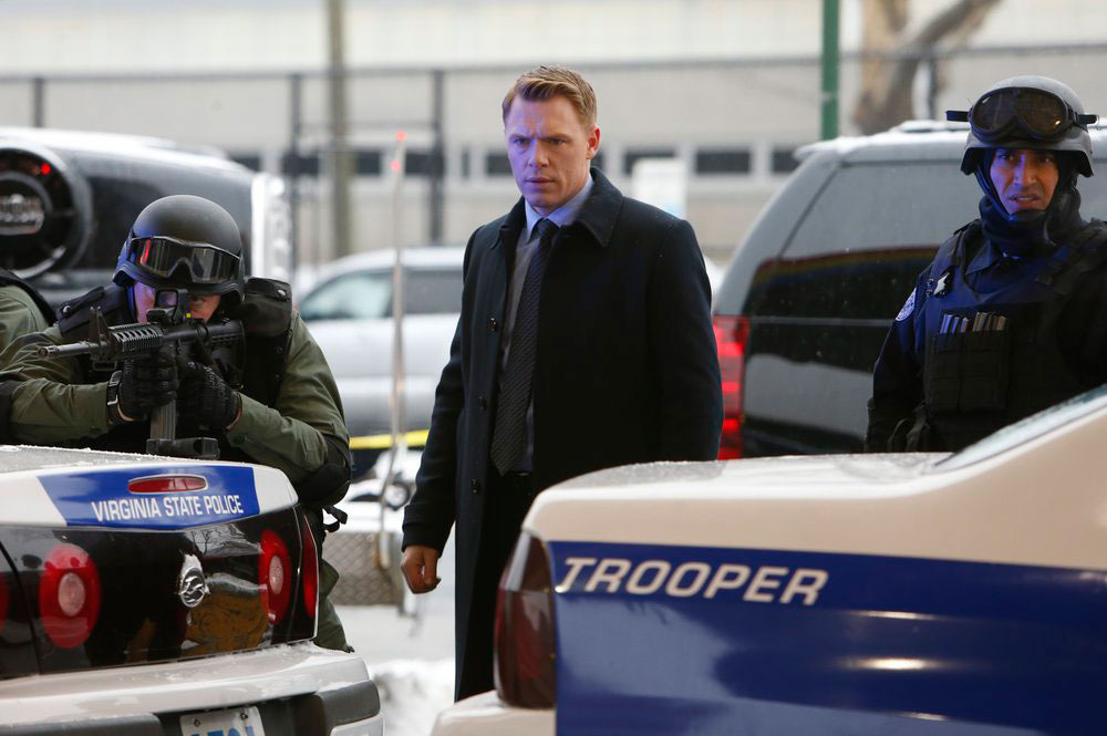 "THE BLACKLIST -- ""The Alchemist"" Episode 111 -- Pictured: Diego Klattenhoff as Donald Ressler."