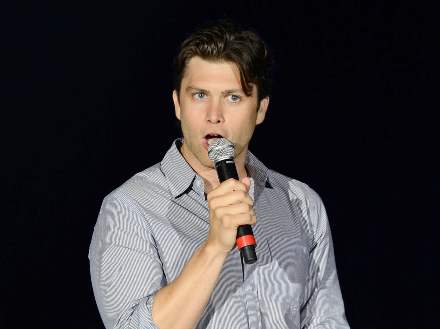 colin jost tour