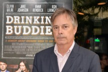 "Filmmaker Whit Stillman attends the ""Drinking Buddies"" screening at Nitehawk Cinema on August 19, 2013 in the Brooklyn borough of New York City."