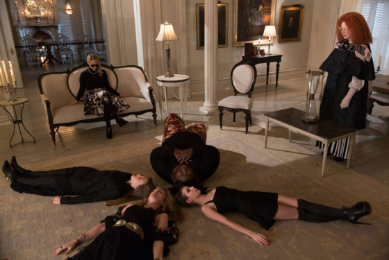 AMERICAN HORROR STORY: COVEN The Seven Wonders