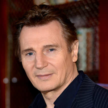 "LONDON, ENGLAND - JANUARY 30:  Liam Neeson attends a photocall for the film ""Non Stop"" at The Dorchester on January 30, 2014 in London, England.  (Photo by Karwai Tang/WireImage)"