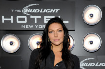 NEW YORK, NY - FEBRUARY 01:  Actress Laura Prepon attends the Bud Light Hotel on February 1, 2014 in New York City.  (Photo by Ilya S. Savenok/Getty Images)