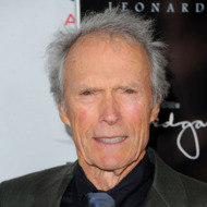 "HOLLYWOOD, CA - NOVEMBER 03:  Director Clint Eastwood arrives at the ""J. Edgar"" opening night gala during AFI FEST 2011 presented by Audi held at Grauman's Chinese Theatre on November 3, 2011 in Hollywood, California.  (Photo by Alberto E. Rodriguez/Getty Images for AFI)"