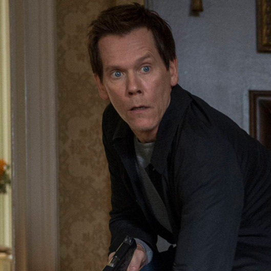 "THE FOLLOWING: Ryan Hardy (Kevin Bacon, L) looks for Joe in the ""Fly Away"" episode of THE FOLLOWING airing Monday, Feb. 24 (9:00-10:00 PM ET/PT) on FOX. ©2014 Fox Broadcasting Co. CR: David Giesbrecht/FOX"