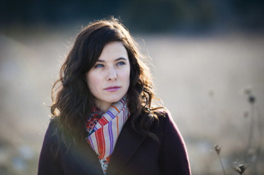 "HANNIBAL -- ""Fromage"" Episode 108 -- Pictured: Caroline Dhavernas as Dr. Alana Bloom -- (Photo by: Brooke Palmer/NBC)"