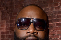 Rapper Rick Ross