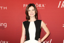 BEVERLY HILLS, CA - FEBRUARY 10:  Actress Betsy Brandt attends The Hollywood Reporter's Annual Nominees Night Party at Spago on February 10, 2014 in Beverly Hills, California.  (Photo by Frederick M. Brown/Getty Images)