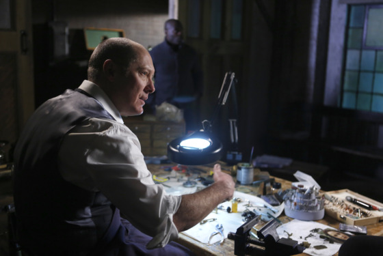 "THE BLACKLIST -- ""Ivan"" -- Pictured: James Spader as Raymond ""Red"" Reddington -- (Photo by: Craig Blankenhorn/NBC)"