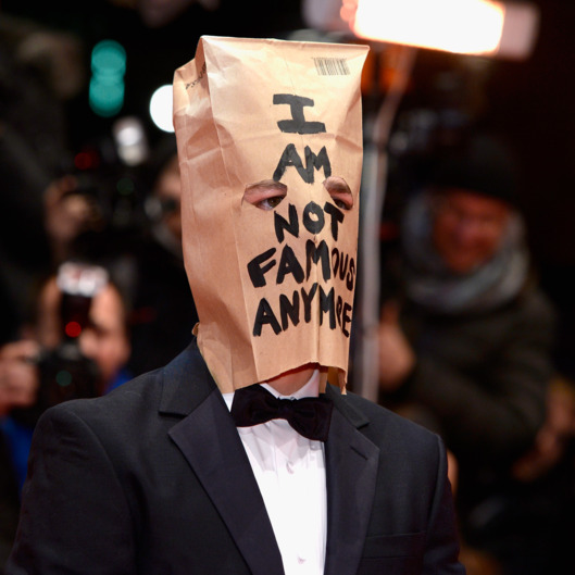 BERLIN, GERMANY - FEBRUARY 09:  Shia LaBeouf attends the 'Nymphomaniac Volume I (long version)' premiere during 64th Berlinale International Film Festival at Berlinale Palast on February 9, 2014 in Berlin, Germany.  (Photo by Clemens Bilan/Getty Images)