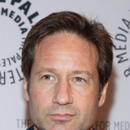 "David Duchovny attends ""The Truth Is Here: David Duchovny And Gillian Anderson On The X-Files"" presented by the Paley Center For Media at Paley Center For Media on October 12, 2013 in New York City."