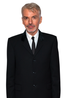 "Billy Bob Thornton arrives at  the Paley Center For Media Presents: ""Fargo"" at Paley Center For Media on April 11, 2014 in New York City."