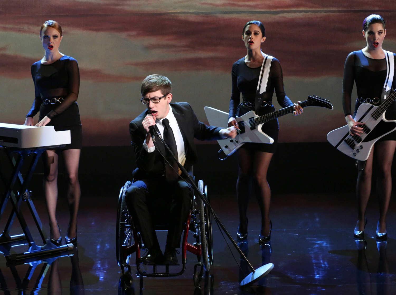 Glee Recap Love Is a Battlefield Vulture