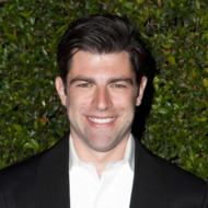 Max Greenfield arrives for Fox And FX's 2014 Golden Globe Awards Party - Arrivals on January 12, 2014 in Beverly Hills, California.