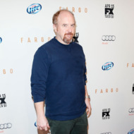 "NEW YORK, NY - APRIL 09:  Comedian Louis C.K. attends the FX Networks Upfront screening of ""Fargo"" at SVA Theater on April 9, 2014 in New York City.  (Photo by Jemal Countess/Getty Images)"