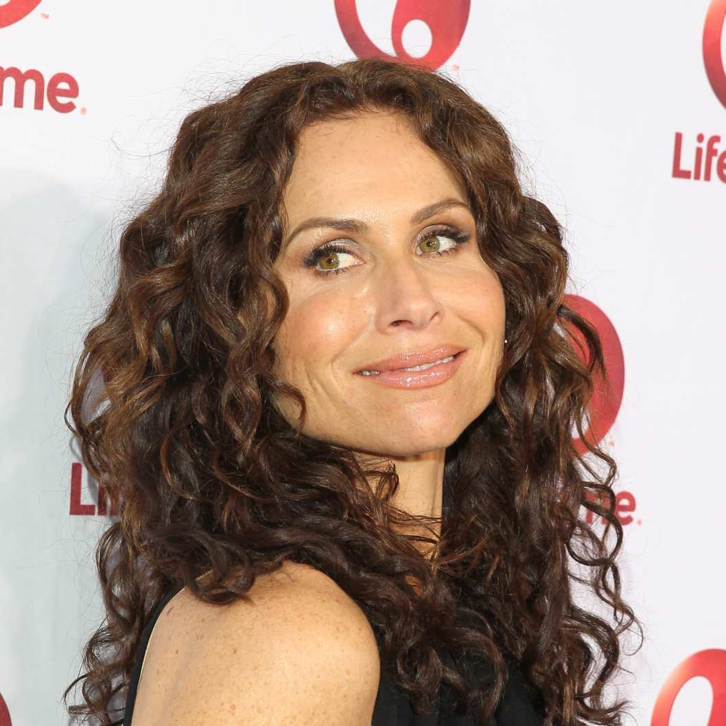 "HOLLYWOOD, CA - MAY 1: Minnie Driver attends the Lifetime's ""Return To Zero"" Los Angeles premiere on May 1, 2014 in Los Angeles, California. (Photo by JB Lacroix/WireImage)"