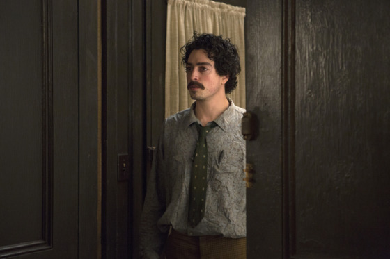 Ben Feldman as Michael Ginsberg - Mad Men _ Season 7, Episode 5 - Photo Credit: Justina Mintz/AMC