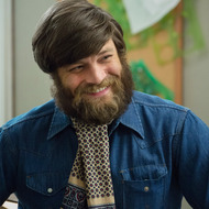 Jay R. Ferguson as Stan Rizzo - Mad Men _ Season 7, Episode 5 - Photo Credit: Michael Yarish/AMC