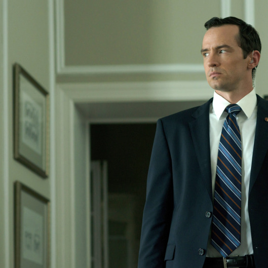 "Nathan Darrow in season 2 of Netflix's ""House of Cards."" Photo credit: Nathaniel Bell for Netflix."