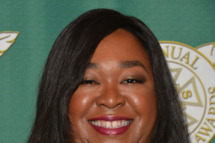 BEVERLY HILLS, CA - FEBRUARY 28:  Producer Shonda Rhimes attends the International Cinematographers Guild (IATSE Local 600) Presents The 51st Annual Publicists Awards Luncheon at Regent Beverly Wilshire Hotel on February 28, 2014 in Beverly Hills, California.  (Photo by Alberto E. Rodriguez/Getty Images)