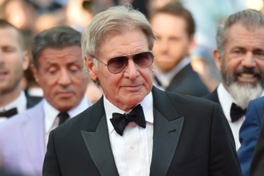 cannes harrison ford wants to pierce more ears vulture. Black Bedroom Furniture Sets. Home Design Ideas