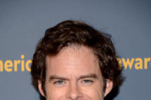 Actor Bill Hader attends 2014 American Comedy Awards at Hammerstein Ballroom on April 26, 2014 in New York City.