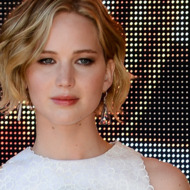 """Actress Jennifer Lawrence attends """"The Hunger Games: Mockingjay Part 1"""" photocall at the 67th Annual Cannes Film Festival on May 17, 2014 in Cannes, France."""