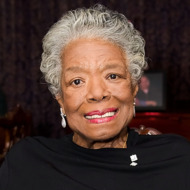 Dr. Maya Angelou poses at the the Special Recognition Event for Dr. Maya Angelou – The Michael Jackson Tribute Portrait at Dr. Angelou's home June 21, 2010 in Winston-Salem, North Carolina.