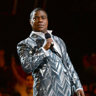 Host Tracy Morgan speaks onstage during the 2013 Billboard Music Awards at the MGM Grand Garden Arena on May 19, 2013 in Las Vegas, Nevada.