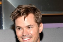 "Andrew Rannells attends the ""Jersey Boys"" Special Screening at Paris Theater on June 9, 2014 in New York City."