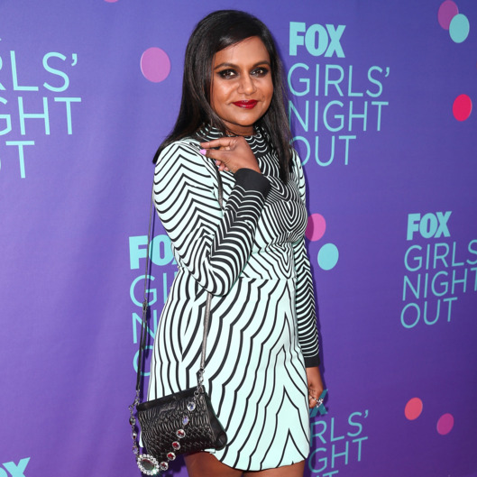 NORTH HOLLYWOOD, CA - JUNE 09:  Actress Mindy Kaling attends Fox's 'Girls Night Out' at Leonard H. Goldenson Theatre on June 9, 2014 in North Hollywood, California.  (Photo by Imeh Akpanudosen/Getty Images)