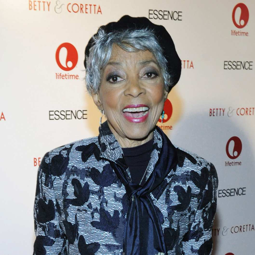 "NEW YORK, NY - JANUARY 28:  Actress Ruby Dee attends the premiere of ""Betty & Coretta"" to celebrate with Lifetime and cast at Tribeca Cinemas on January 28, 2013 in New York City.  (Photo by Craig Barritt/Getty Images for Lifetime)"