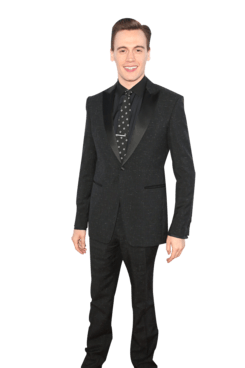 "LOS ANGELES, CA - JUNE 19: Actor Erich Bergen attends the 2014 Los Angeles Film Festival Premiere of Warner Bros. Pictures' ""Jersey Boys"" at the Regal Cinemas L.A. Live on June 19, 2014 in Los Angeles, California.  (Photo by Frederick M. Brown/Getty Images)"