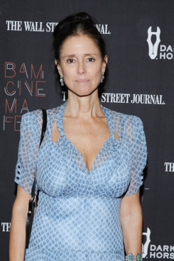 "NEW YORK, NY - JUNE 18:  Julie Taymor attends the ""Boyhood"" opening night screening during the 2014 BAMcinemaFest at BAM Harvey Theater on June 18, 2014 in New York City.  (Photo by Ilya S. Savenok/Getty Images)"