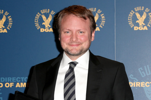 "LOS ANGELES, CA - FEBRUARY 02:  Director Rian Johnson, winner of the Outstanding Directorial Achievement in Dramatic Series for the ""Breaking Bad"" episode ""Fifty-One,"" poses in the press room during the 65th Annual Directors Guild Of America Awards at Ray Dolby Ballroom at Hollywood & Highland on February 2, 2013 in Los Angeles, California.  (Photo by Frederick M. Brown/Getty Images)"