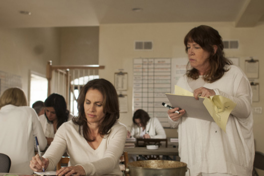 "HBO  2014  The Leftovers Episode 102  ""Penguin One, Us Zero""  Characters-   Justin Theroux-  Kevin Frank Harts-  Deputy Dennis Lucky    HBO  2014  The Leftovers Episode 102  ""Penguin One, Us Zero""  Characters-   Amy Brennerman-  Laurie Ann Dowd-  Patti Levin"