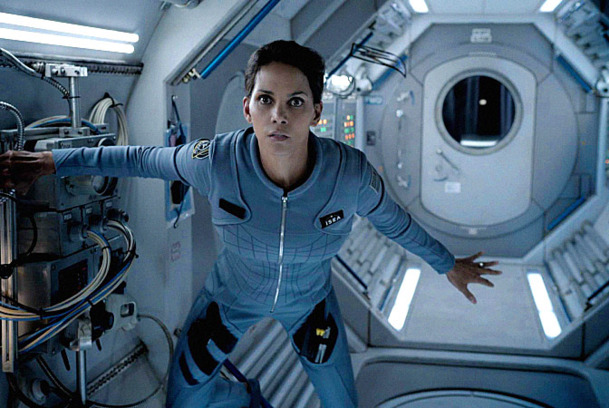 """Pilot -- Re-entry"" "" -- EXTANT: CBS\'s new summer series EXTANT is a mystery thriller starring Academy Award-winner Halle Berry as --њMolly Woods,--ќ a female astronaut trying to reconnect with her family after returning from a year in outer space. Her mystifying experiences in space lead to events that will ultimately change the course of human history. EXTANT premieres Wednesday, July 9 (9:00-10:00 PM, ET/PT).  Photo: Best Possible Screen Grab/CBS В©2014 CBS Broadcasting, Inc. All Rights Reserved"