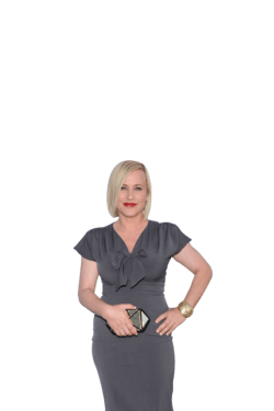20 May 2014, Los Angeles, California, USA --- arrives to the CBS TV Summer Soiree at the London Hotel. Pictured: Patricia Arquette --- Image by © Nate Beckett/Splash News/Corbis