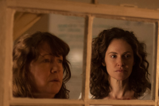 "HBO  2014The Leftovers Episode 105""Gladys""Characters-Amy Brenneman-  LaurieAnn Dowd-  PattiLiv Tyler-  Meg"