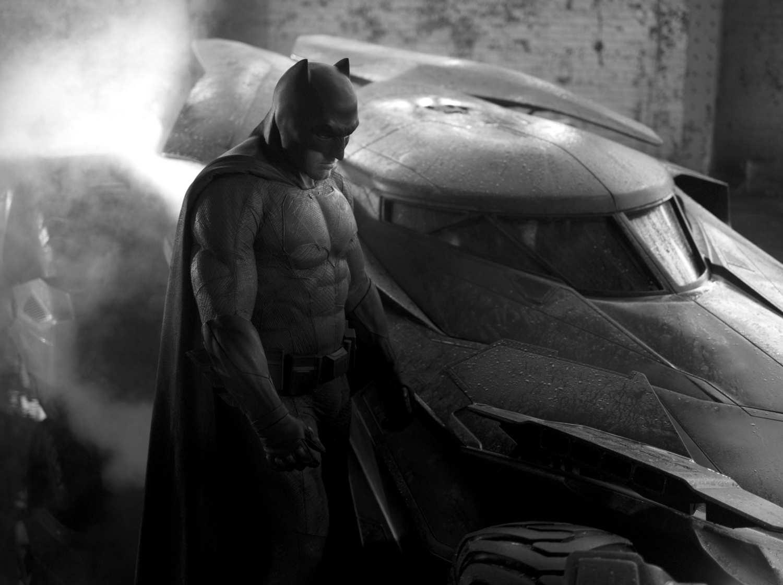 Comic Con We Just Saw Ben Affleck As Batman Vulture