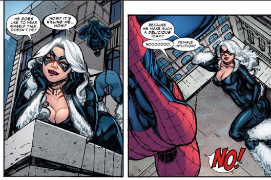 Spiderman black naked, black pussy double peneration