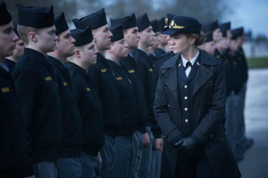 "Joan Allen in a scene from Netflix's ""The Killing"" Season 4. Photo Credit: Carole Segal for Netflix."